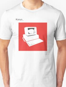 bland IBM Unisex T-Shirt