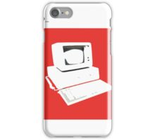 bland IBM iPhone Case/Skin