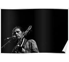 Hozier on Guitar Poster