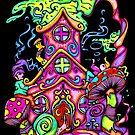 Gnome House by Octavio Velazquez