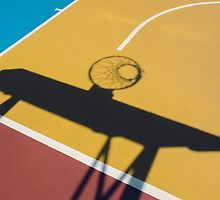 Basketball Court by nicolereed