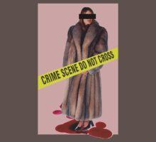 Crime Scene by Samitha Hess Edwards