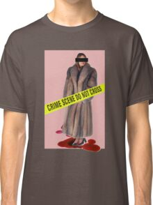 Crime Scene Classic T-Shirt