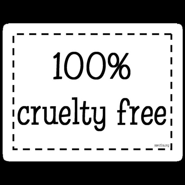 100% Cruelty Free by Samitha Hess Edwards