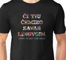 This Shirt Saves Languages Unisex T-Shirt
