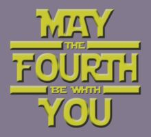 May the Fourth Kids Clothes