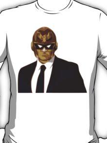 Captain Falcon in Formal Attire T-Shirt