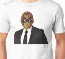 Captain Falcon in Formal Attire Unisex T-Shirt