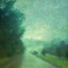 Driving in the Rain by Jill Ferry