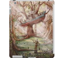 Fisherman of the Forest iPad Case/Skin