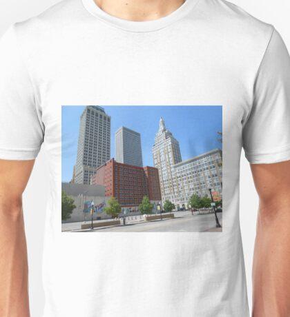 Tulsa Oklahoma Unisex T-Shirt