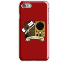 Warehouse 13 Agent iPhone Case/Skin