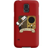 Warehouse 13 Agent Samsung Galaxy Case/Skin