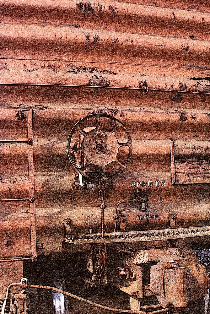 Boxcar Works by Rod  Adams