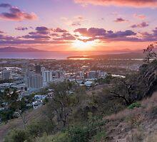 Townsville Sunrise by Jennie Gardiner