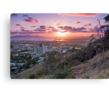 Townsville Sunrise Canvas Print