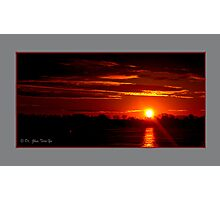 sunrise Photographic Print