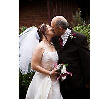 The Happy Couple Photographic Print