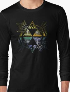 Heroes of Two Worlds Long Sleeve T-Shirt