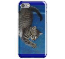 Binky in the Blue iPhone Case/Skin