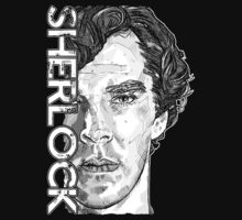 Sherlock - Benedict Cumberbatch One Piece - Long Sleeve