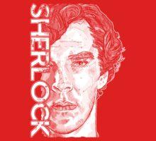 Sherlock - Benedict Cumberbatch One Piece - Short Sleeve