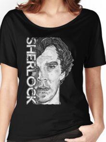 Sherlock - Benedict Cumberbatch Women's Relaxed Fit T-Shirt