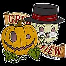 Grim View Entertainment Logo by LovelessDGrim