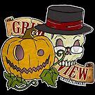 Grim View Entertainment Logo by LovelessDGrim