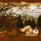 Bona Saturnalia by Ivy Izzard