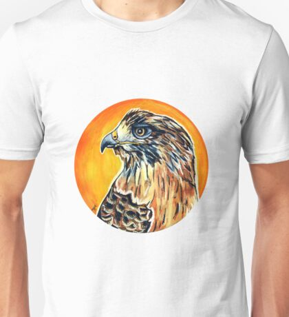The Sun and the Hawk T-Shirt