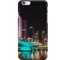 Brisbane city iPhone Case/Skin