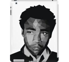 Childish Gambino Vector iPad Case/Skin