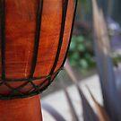 Bongo drum by HeidiD