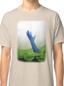 The Great Blue Hand Classic T-Shirt