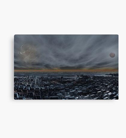 City. Canvas Print