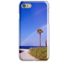 Rainbows and Palms iPhone Case/Skin