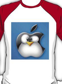 Linux Apple T-Shirt