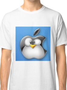 Linux Apple Classic T-Shirt