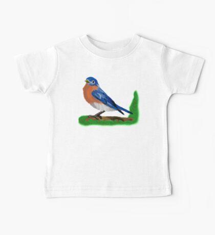 Bluebird Baby Tee