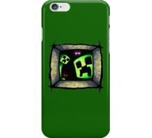 hello-creepers iPhone Case/Skin
