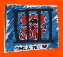 Save a Dog by Samitha Hess
