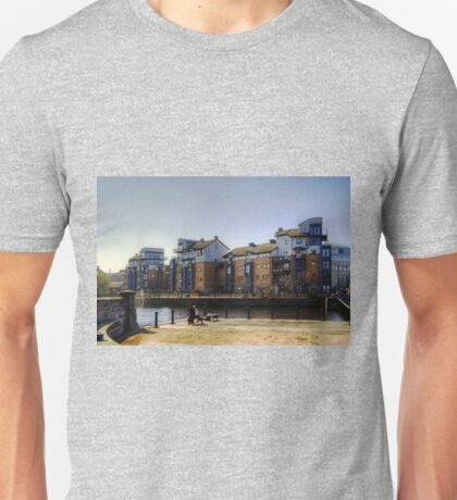 Yuppie Flats Unisex T-Shirt