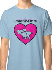 Love in the Time of Chasmosaurs logo: full color Classic T-Shirt