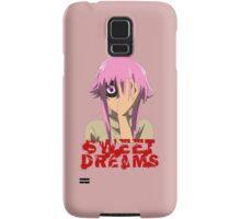 Not So Sweet Dreams Samsung Galaxy Case/Skin