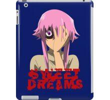Not So Sweet Dreams iPad Case/Skin