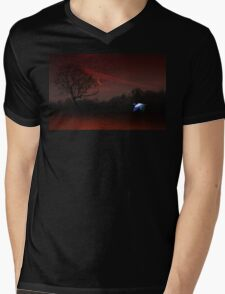 The Night Was So Young Mens V-Neck T-Shirt