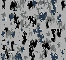 URBAN/METRO camouflage!  So digital cameras cannot see you! by Kricket-Kountry