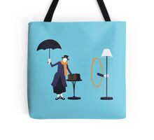 Poppins Portal Tote Bag