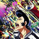 Space Dandy by algtanpm